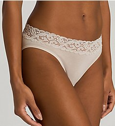 Hanro Moments High-Cut Leg Brief Panty 1481