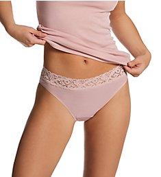 Hanro Moments High-Cut Leg Brief Panty 1481