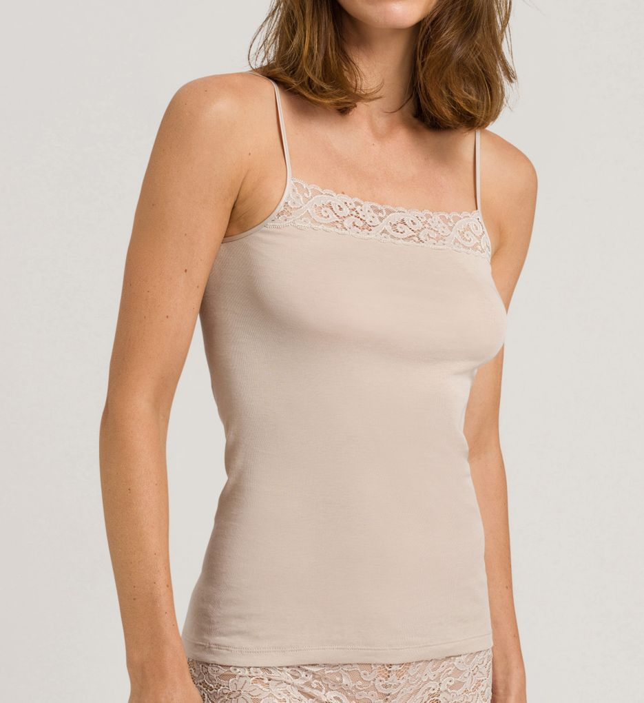 Hanro Moments Spaghetti Camisole 1484