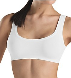 Hanro Touch Feeling Crop Cami Top Bra 1810