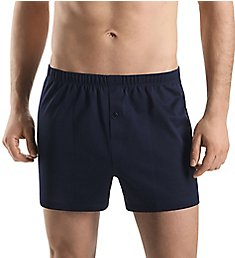 Hanro Cotton Sporty Knit Boxer 3505