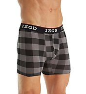 Izod Cotton Stretch Boxer Brief 163UH04