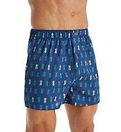 Izod Men's Woven Boxer 171UH06