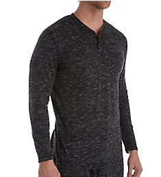 Izod Soft Touch Tri-Blend Heathered Long Sleeve T-Shirt IZ6005K