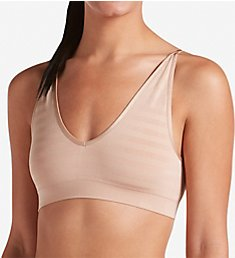 Jockey Matte and Shine V-Neck Bralette 1312