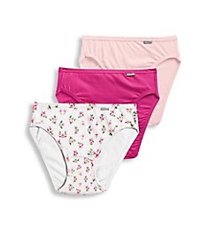 Jockey Elance Classic Fit French Cut Panty - 3 Pack 1487