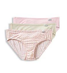 Jockey Elance Supersoft Classic Bikini Panty - 3 Pack 2070
