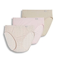 Jockey Elance Supersoft Classic French Cut Panty - 3 Pack 2071