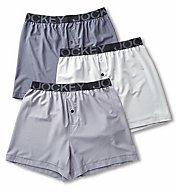 Jockey Active Mesh Boxers - 3 Pack 9027
