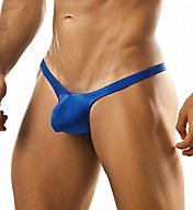 Joe Snyder Bulge Low Rise Push Up Enhancing Thong JSBUL02