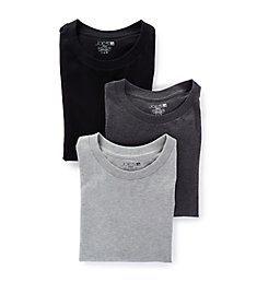 JOE's Jeans Underwear Premium Cotton Crew Neck T-Shirts - 3 Pack 24100R