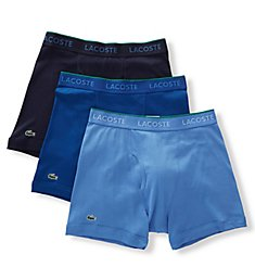 Lacoste Essentials Cotton Classic Boxer Briefs - 3 Pack RAME103