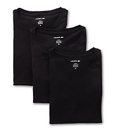 Lacoste Essentials Slim Fit Crew Neck T-Shirts - 3 Pack RAME108