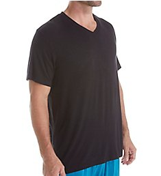 Male Power Breathable V Neck T-Shirt 102-171