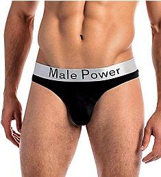 Male Power Modal Basics Lo Rise Thong 438-227
