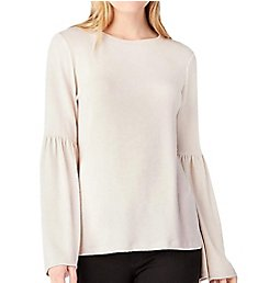 Michael Stars Madison Brushed Jersey Bell Sleeve Top 2025