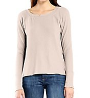 Michael Stars Madison Brushed Jersey Hi-Low Relaxed Tee 2056