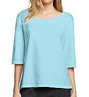 Michael Stars Dream Column Sleeve Tee 8650