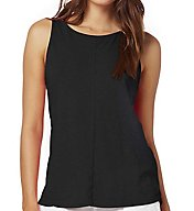 Michael Stars Supima Cotton Slub Slim Tank 8976