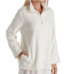 Miss Elaine Cuddle Fleece Bed Jacket 806547