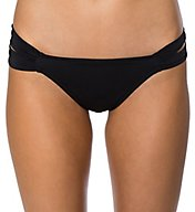 O'Neill Salt Water Solids Tab Side Bikini Swim Bottom 7474005