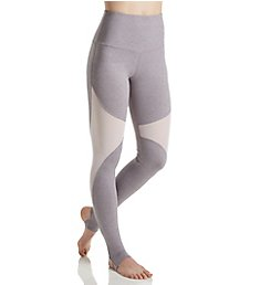 Onzie High Rise Mesh Insert Stirrup Legging 2007