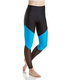 Onzie Color Block High Rise Track Legging 2046