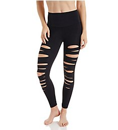 Onzie High Rise Shredded Midi Legging 2047