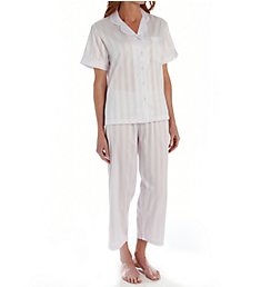 P-Jamas Tina's Short Sleeve Pajamas AH1106