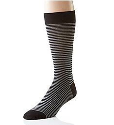 Pantherella Farringdon Micro Stripe Sock 535177