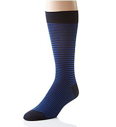 Pantherella Farringdon Micro Stripe Sock 535177