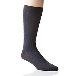 Pantherella Streatham All Over Spot Sock 535247