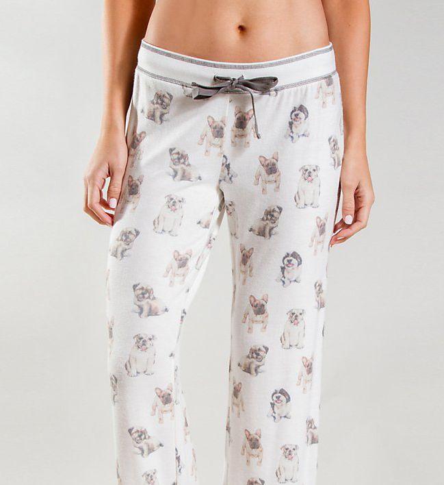 PJ Salvage Dogs on Display Pant REDDP2