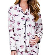 PJ Salvage Fantastic Flannels Sheepy Time Pajama Set RESTPJ