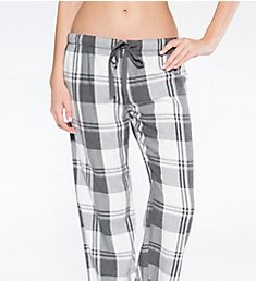 PJ Salvage Sleigh All Day Plaid Pant RFSAP3