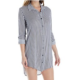 PJ Salvage Simple Stripes Sleepshirt RGSSNS