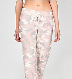 PJ Salvage Love is a Battle Soft Peachy Pant RKLBP2