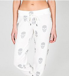 PJ Salvage Simple Skull Soft Peachy Pant RKSKP1