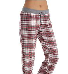 PJ Salvage Holiday Plaid Pant RLOHP3