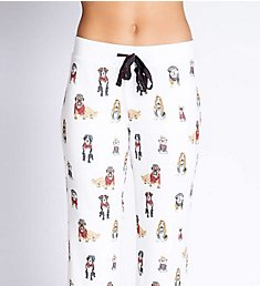 PJ Salvage Hipster Hounds Peachy Pant RUHHP1