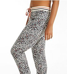 PJ Salvage Brushed Thermal Leopard Jogger Pant RUTLP2