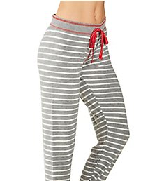 PJ Salvage Winter Stripe Peachy Jogger RVJSP2