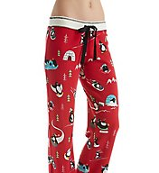 PJ Salvage Penguin Run Velour Thermal Pant RZPRP1