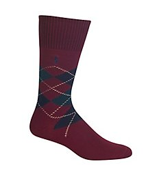 Polo Ralph Lauren Five Diamond Argyle Cotton Sock 8116