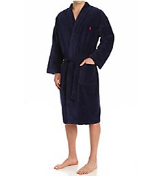 Polo Ralph Lauren 100% Cotton French Terry Robe RL91