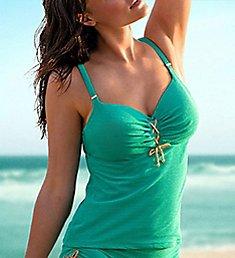 Prima Donna Jet Set Padded Tankini Swim Top 4001770