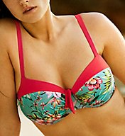 Prima Donna Cha-Cha Padded Balcony Swim Top 4003416