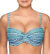 Prima Donna Rumba Padded Balcony Swim Top 4003516