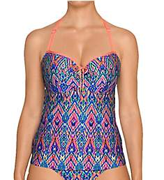 Prima Donna India Padded Tankini Swim Top 4004270