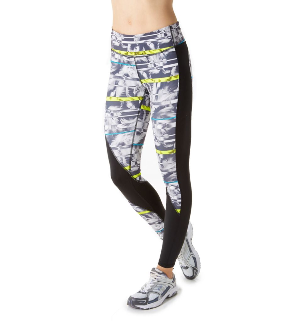 Puma Clash Color Block DryCELL Wide Waistband Tight 515124